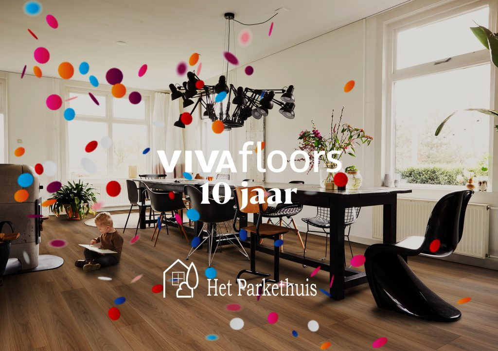 Vivafloors - PVC Vloeren - Het Parkethuis
