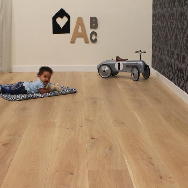 houten vloeren vloerkoeling
