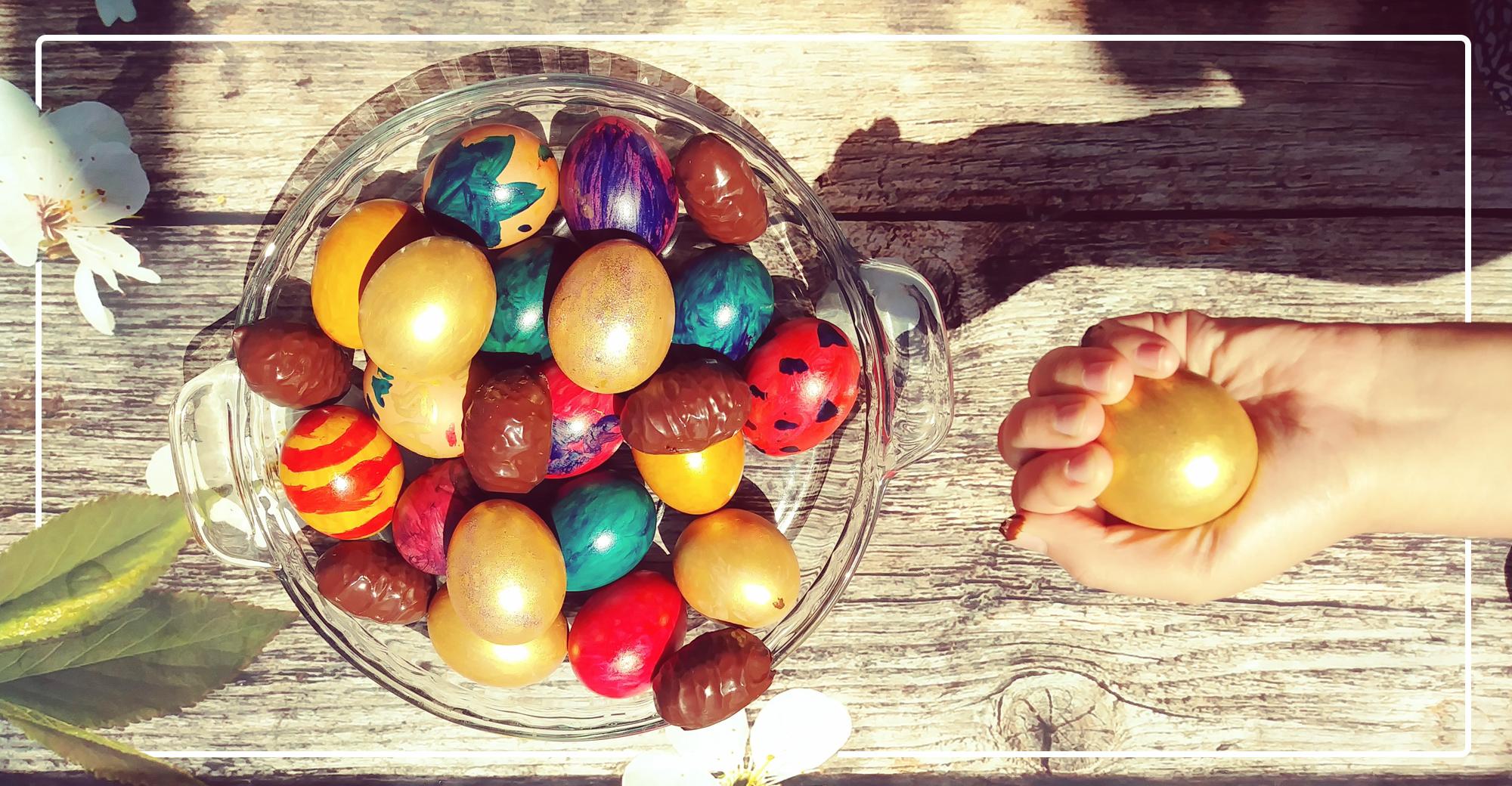 Vrolijk Pasen! Van 3 t/m 5 april zijn wij gesloten.